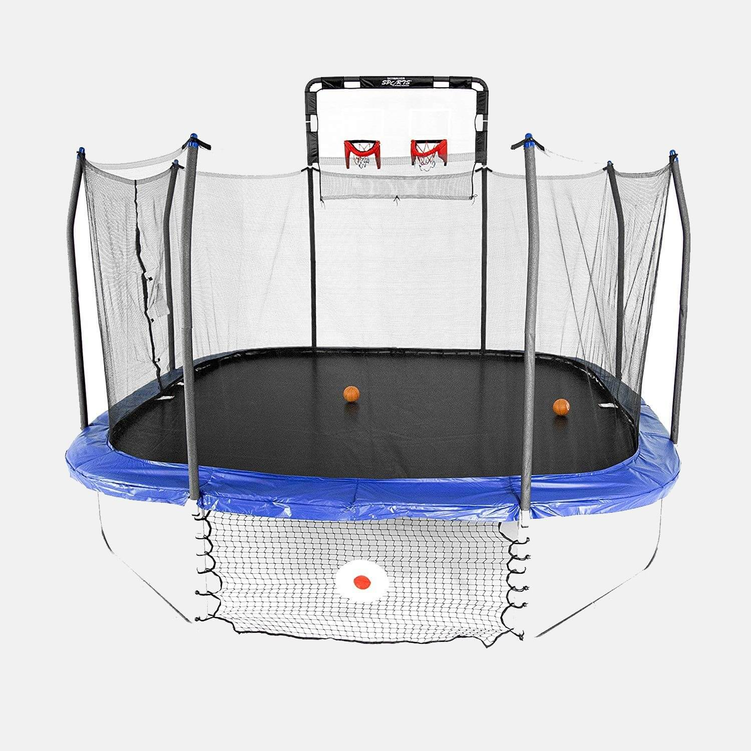 Skywalker 14 Ft. Square Jump, Dunk and Kick Sports Arena