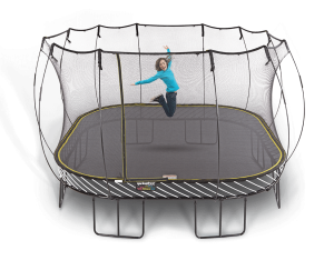 Springfree 13ft Jumbo trampoline