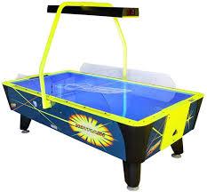 Valley-Dynamo Hot Flash 2 8 Foot Air Hockey Table
