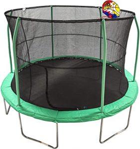 Bounce N' Dunk 15-foot JumpKing Trampoline