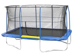 JumpKing Rectangular Trampoline