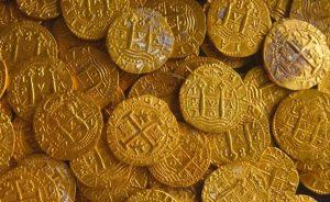 Spanish Fleet Gold Coins