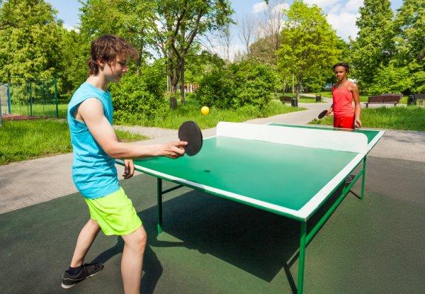 ping pong games