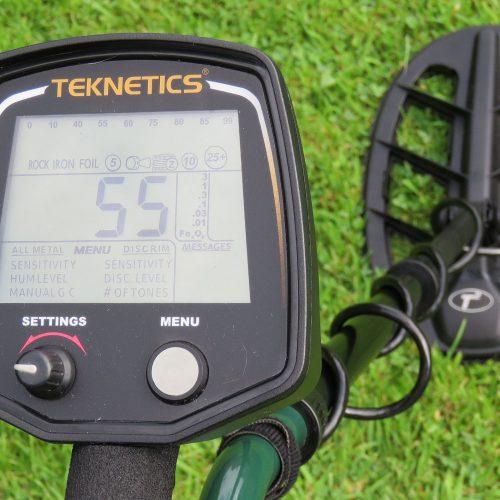 teknetics metal detector user image