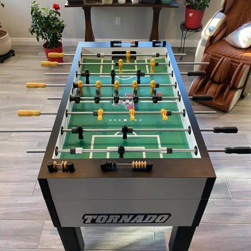 tornado hockey table